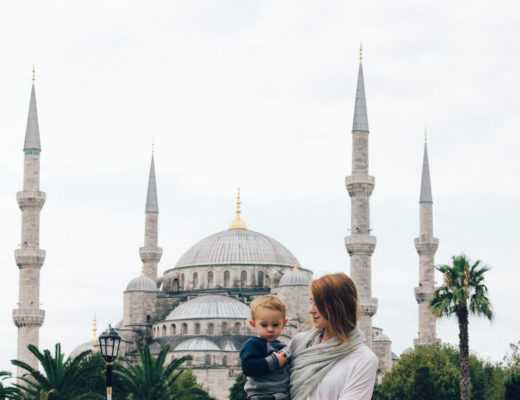 Instanbul blue mosque