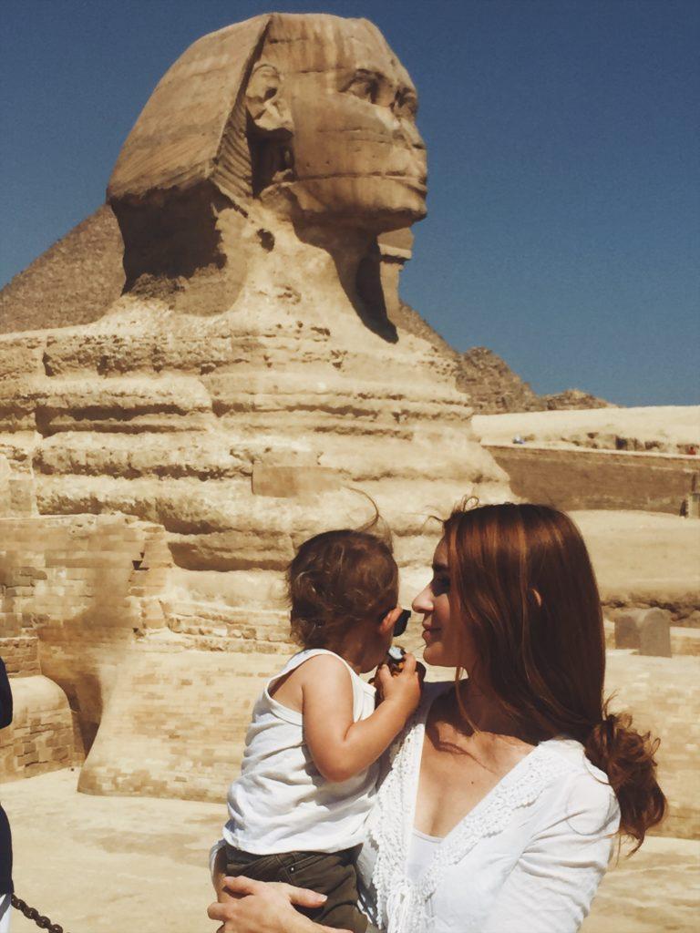 Egypt: Sphinx